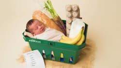 La première séance photo de ce bébé en dit beaucoup sur sa