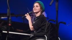 La chanteuse Klô Pelgag récompensée aux FrancoFolies de