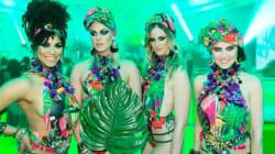 Styles de soirée: le party glamour du Ritz pour le Grand