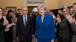 Royaume-Uni: démission des deux chefs de cabinet de Theresa