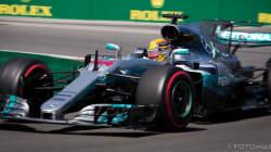 Hamilton obtient la position de tête au Grand Prix du