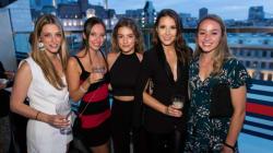 Styles de soirée: le party Williams Martini Racing à l'hôtel William