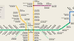 Here Are The Toronto Subway Stations Where You Can Still Afford A