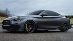De la F1 à la route: l'Infiniti Project Black S présentée à