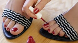How To Get Beautiful, Soft Feet In Time For