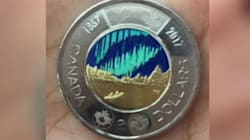 The New Toonie GLOWS IN THE