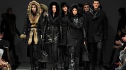 Toronto Fashion Week: The Fur's A' Flyin At