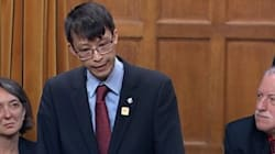 Liberal MP Fighting Cancer Delivers Moving Speech In