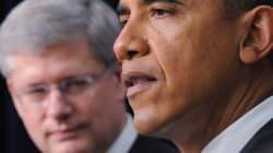 Alena: Sommet à Washington avec Obama, Harper et Calderon le 2