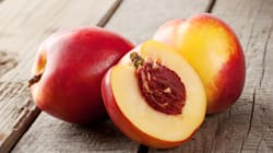 Nectarines Are Juicy, Sweet And Good For