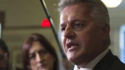 Le ministre Laurent Lessard traite un journaliste de