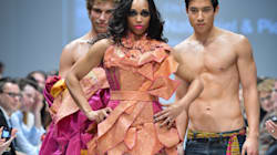 Toronto Fashion Week: Ladies, You Can Be Whatever You