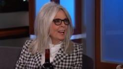 Diane Keaton révèle avec quelles célébrités elle n'est pas amie et c'est