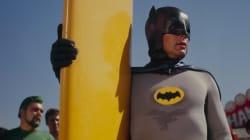 Un signal évoquant Batman illuminera Los Angeles en hommage à Adam