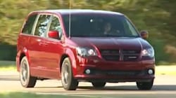 Dodge Grand Caravans Recalled Over Air Bag
