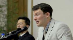 L'étudiant américain libéré par Pyongyang est