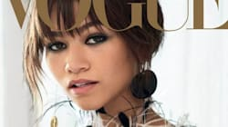 Bravo! Zendaya Slays On Her First Vogue