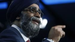 Sajjan Rules Out Sending Troops To Syria In New Anti-ISIL