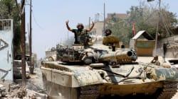 イラク軍などがモスル旧市街に突入 ISは10万人以上の市民を「人間の盾」に