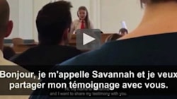 À 12 ans, elle fait un coming out très controversé dans son église