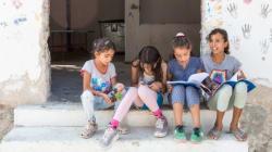 世界が気づきはじめた、教育の欠如が紛争に影響を与える可能性―難民や移民の子どもたちに教育を