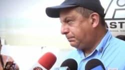 Le président du Costa Rica avale une guêpe en pleine
