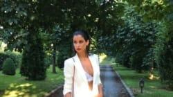 Cette ex-Miss France dépoussière la tenue d'invitée de
