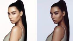 Des internautes accusent Kim Kardashian de