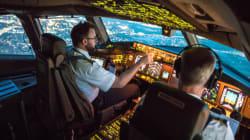 Plus de 250 000 nouveaux pilotes d'avion requis d'ici