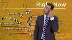 Meteorologist Confuses Swinging With 'Swinging' And It's