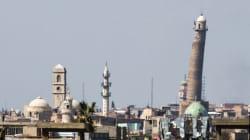 Les jihadistes font exploser la mosquée Al-Nouri en