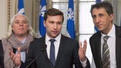 Québec solidaire «surperforme» dans les médias
