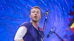 Coldplay reprend «Formidable» en concert devant