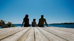 Le fleuve Saint-Laurent est le choix idéal pour des vacances en famille cet