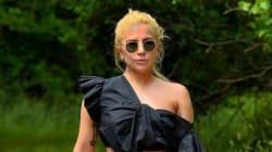 La tenue de Lady Gaga pour faire de la randonnée est plutôt