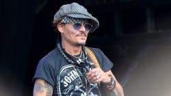 Johnny Depp s'excuse pour ses propos sur Donald
