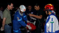 Un bateau coule en Colombie: 6 morts et 31 portés