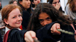 Les fans affluent à Édimbourg pour les 20 ans d'Harry