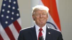 Trump impopulaire partout à l'étranger, ou