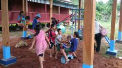 紛争後の社会で子どもを守る意義とは~ミャンマー・カレン州での子どもの保護支援事業の現場から~
