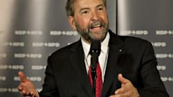 Mulcair: We've Got To Pay The Cost To Be The