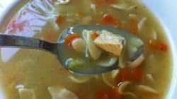 Chicken Soup Test Drive: But Does It Taste Like