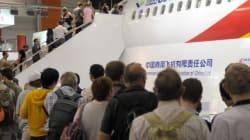 Bombardier s'entend avec la chinoise COMAC sur les avions C919 et
