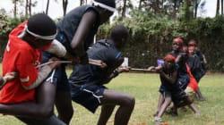 ケニアに「UNDOKAI」を! スラム街を蘇らせたNPO法人GSAの取り組み
