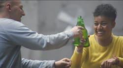 価値観が違う相手とビールを。ハイネケンにあって、サントリーの『コックゥ〜ん!』になかったもの