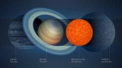 史上最も小さな恒星を発見 地球から600光年の場所で別の恒星を周回