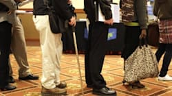 Unemployment Claims Up In 8