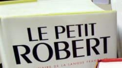 Les nouveaux mots du Robert