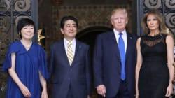 安倍昭恵夫人は「ハローも言えない」 トランプ大統領の発言に波紋