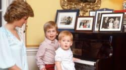 ダイアナ元妃との最後の会話に「後悔」 ウィリアム・ヘンリー王子が明かす20年前の母の死(画像)